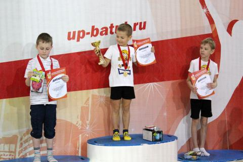 UP 6th Cup - 10 декабря 2017